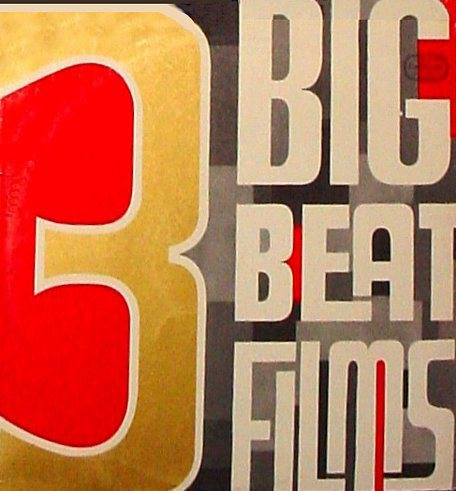 """3 Big Beat Films"" one of a series of LPs on the Embassy Label from 1964.  It includes cover versions of songs from the Beatles, Cliff Richard and the Hollies."