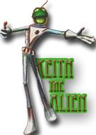 Keith the Alien fronted the Woolworths brand for a short spell in 1997-8 (brought to life by Bates Dorland and The Moving Picture Company)