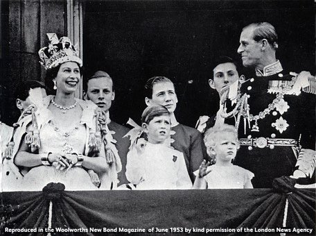 The Coronation of Her Majesty Queen Elizabeth II ...