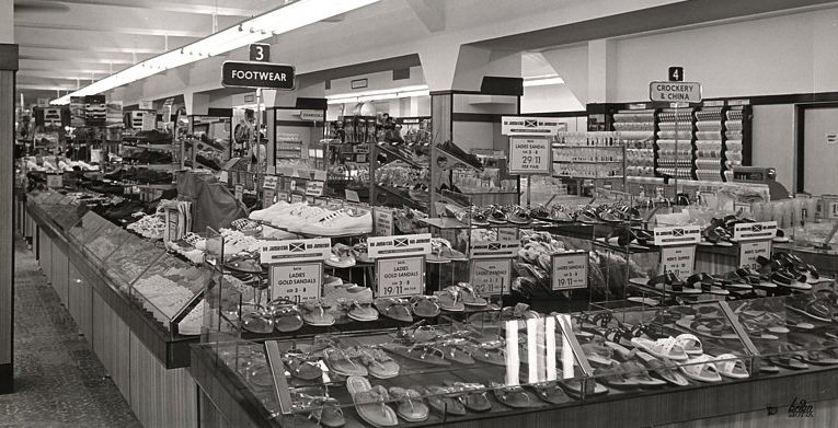 1950s Caribbean Openings By F W Woolworth
