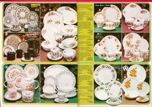 A history of China and Glass at Woolworth's