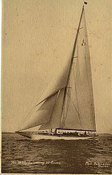 The Woolworth Chairman's Yacht, Velsheda, a name which drew inspiration from W.L. Stephenson's three daughters,  Velma, Sheila and Daphne. The yacht was part of the time trials for the America's cup in 1932 and 1934.
