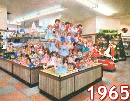 The Toys Our Parents Used To Buy At Woolworth S In The 1960s And 1970s