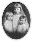 Frank Woolworth's three daughters, Edna, Helena and Jessie